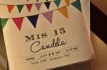 Foto tarjeta Candela